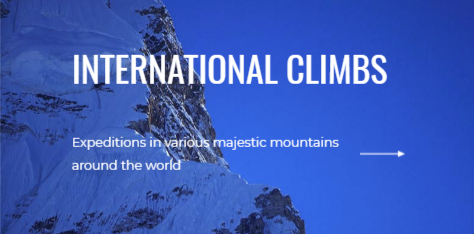 International Climb